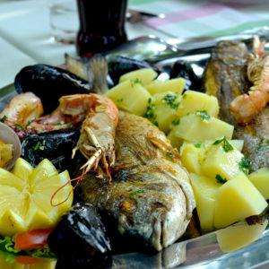 Pesce e frutti di mare - Fisch & Meeresfrüchte